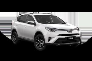 NEW 2018 RAV4 GXL 2WD Auto CVT