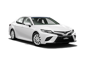 WHITE 2018 Camry Ascent Sport Petrol