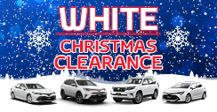 White Christmas Clearance