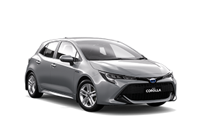 NEW 2018 Corolla Ascent Sport Hatch Hybrid Auto