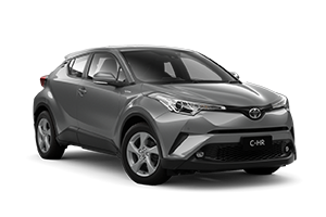 NEW 2018 C-HR 2WD Auto CVT