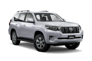 NEW 2018 Prado GXL Turbo Diesel Auto