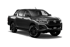 NEW 2018 Hilux Rogue 4x4 Dual Cab TD Auto