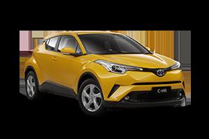NEW 2018 C-HR 2WD Auto CVT