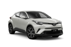 NEW 2018 C-HR Koba 2WD Auto CVT