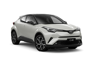 NEW 2018 C-HR Koba 2WD Auto CVT Two Tone