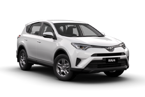 NEW 2018 RAV4 GX 2WD Auto CVT