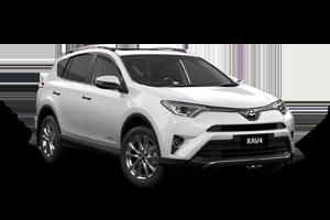 NEW 2018 RAV4 Cruiser AWD Petrol Auto