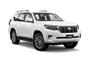NEW 2018 Prado VX Turbo Diesel Auto