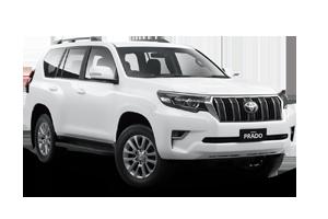 NEW 2018 Prado Kakadu Turbo Diesel Auto