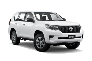 NEW 2018 Prado GX Turbo Diesel Auto