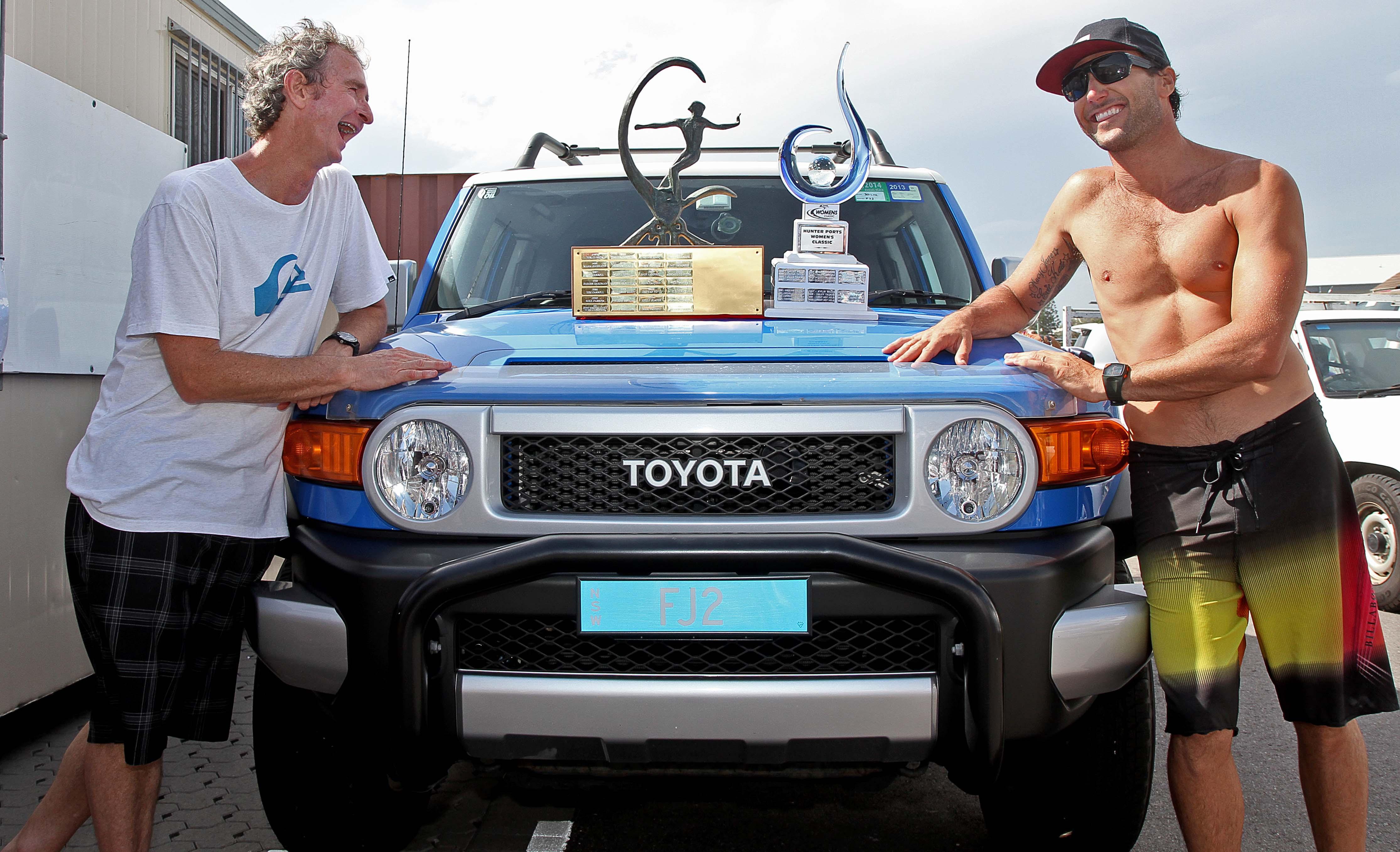 Maitland & Port Stephens Toyota | Newcastle | Surfest
