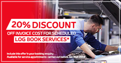 Discount Servicing Available Now!