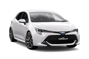 2018 Corolla Hatch - Ascent Sport Hybrid [F1]