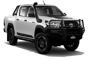 Hilux Rugged Auto