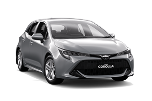 2018 Corolla Ascent Sport CVT Hatch