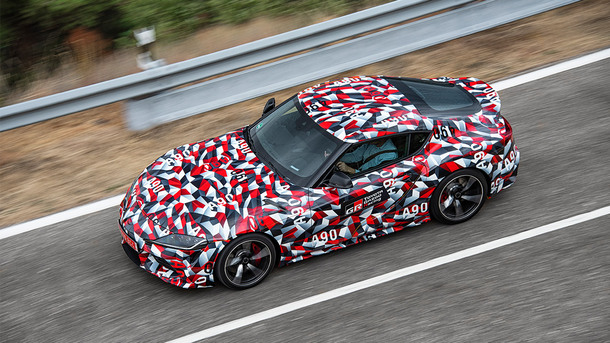 Toyota S Supra Legend Returns To Australia In 2019 Cmi Toyota