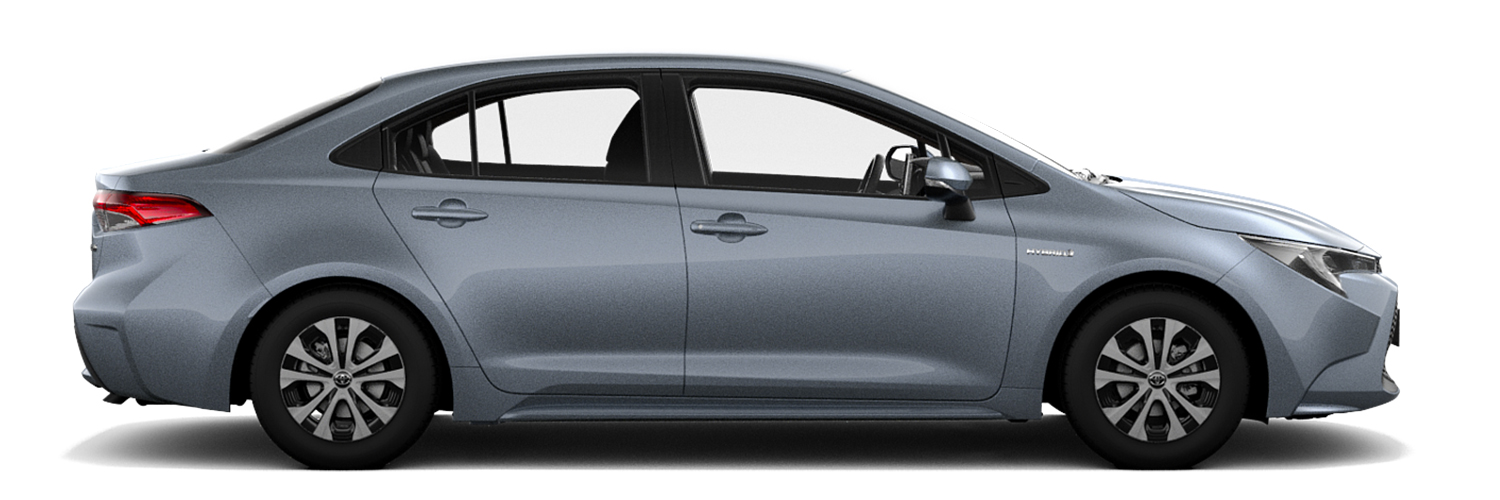 All New Corolla Sedan