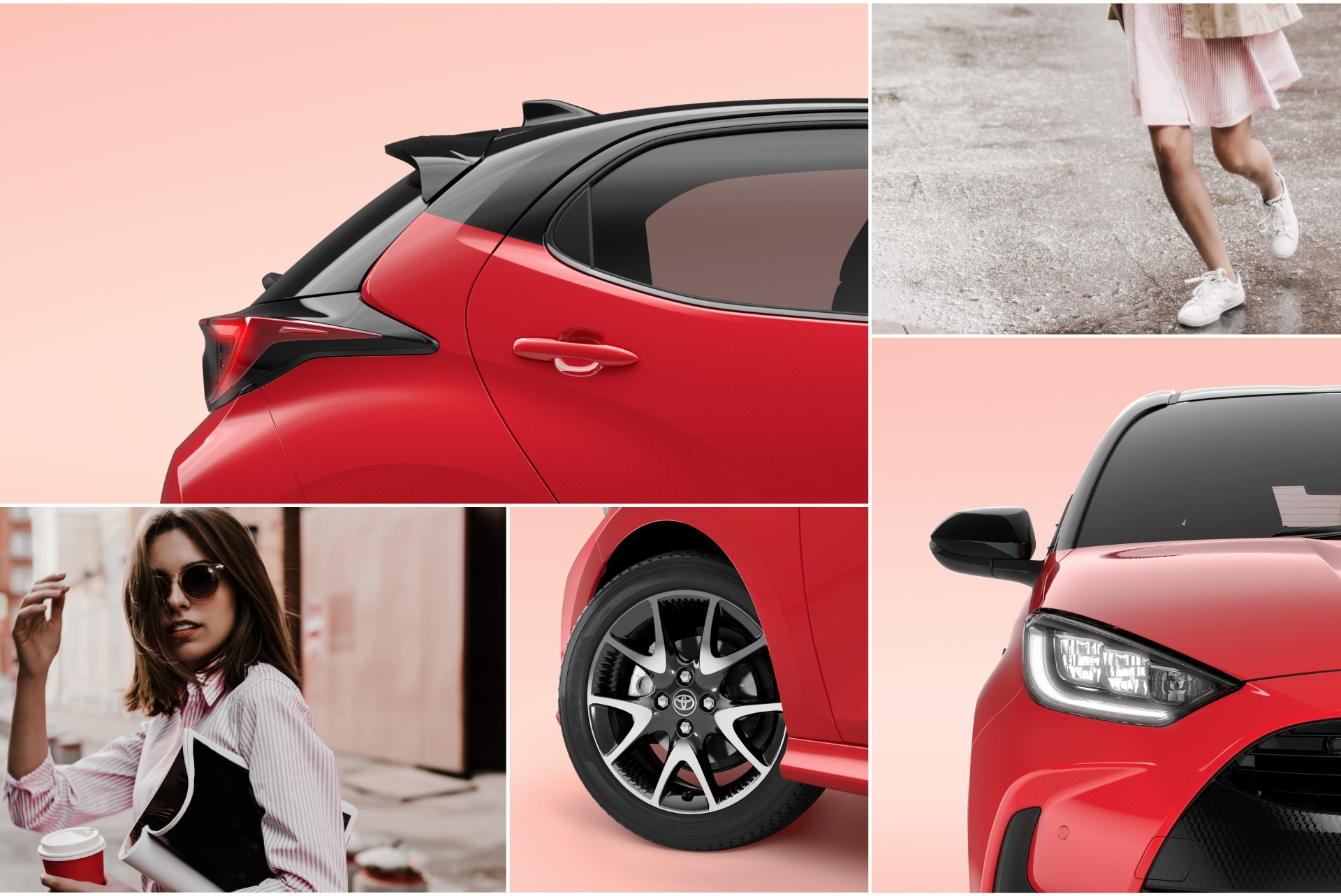 All new 2020 Yaris - available now to test drive at Sunshine Toyota on the Sunshine Coast!